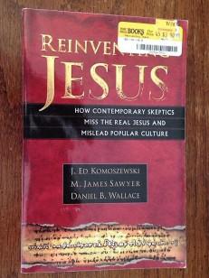 ReinventingJesus