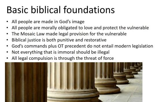 BiblicalFoundations